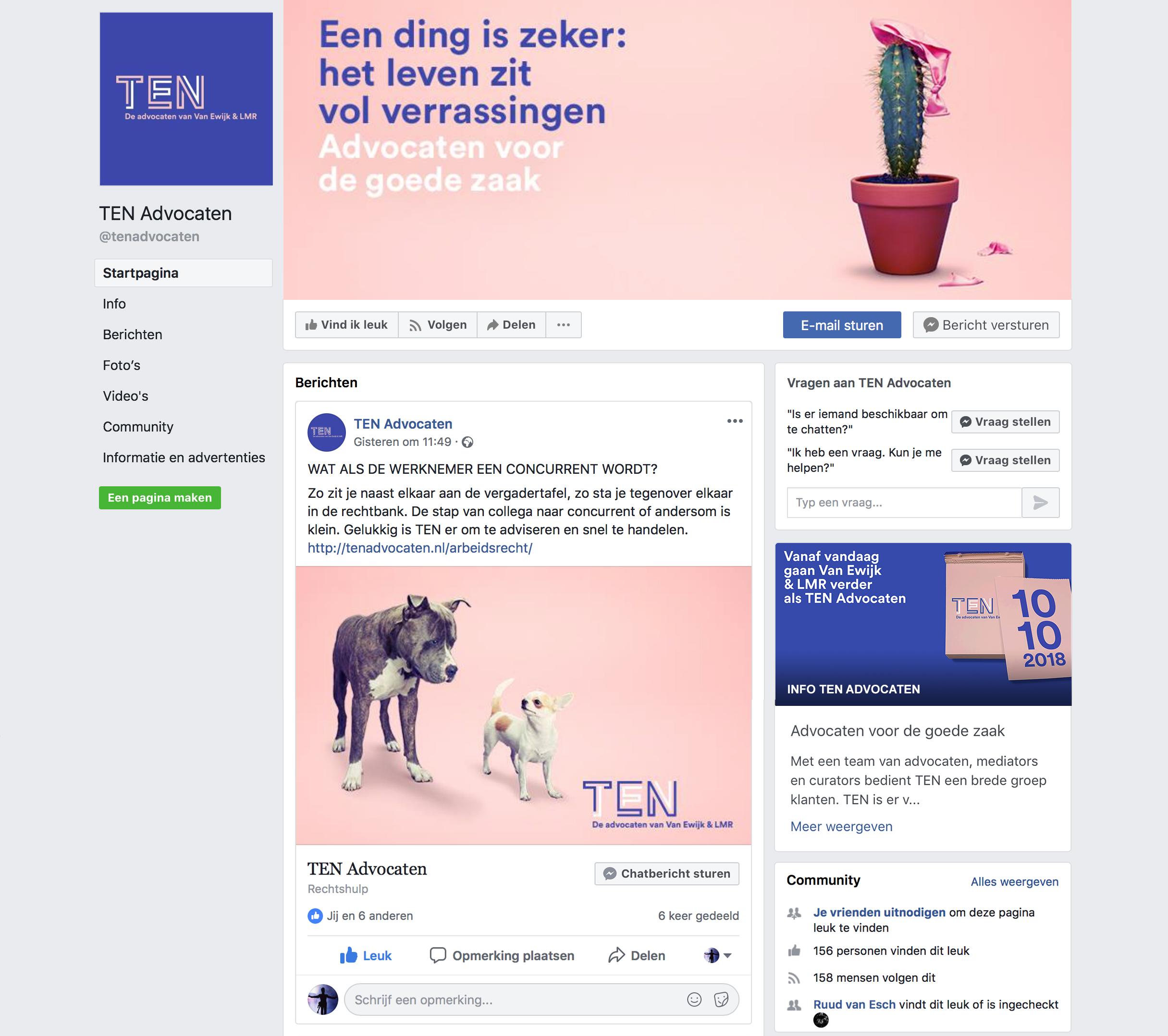 Social TEN Advocaten