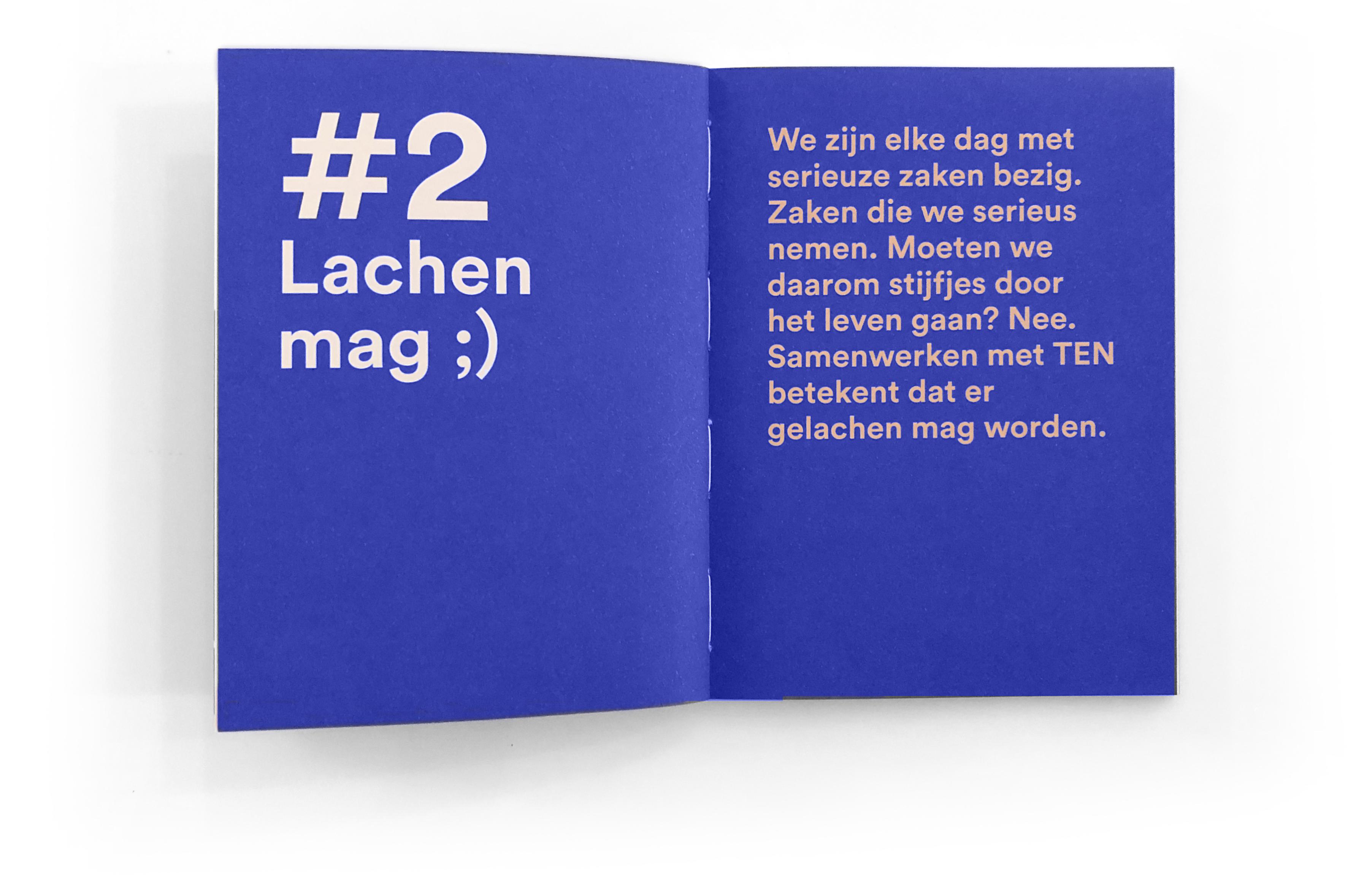10 Geboden boekje