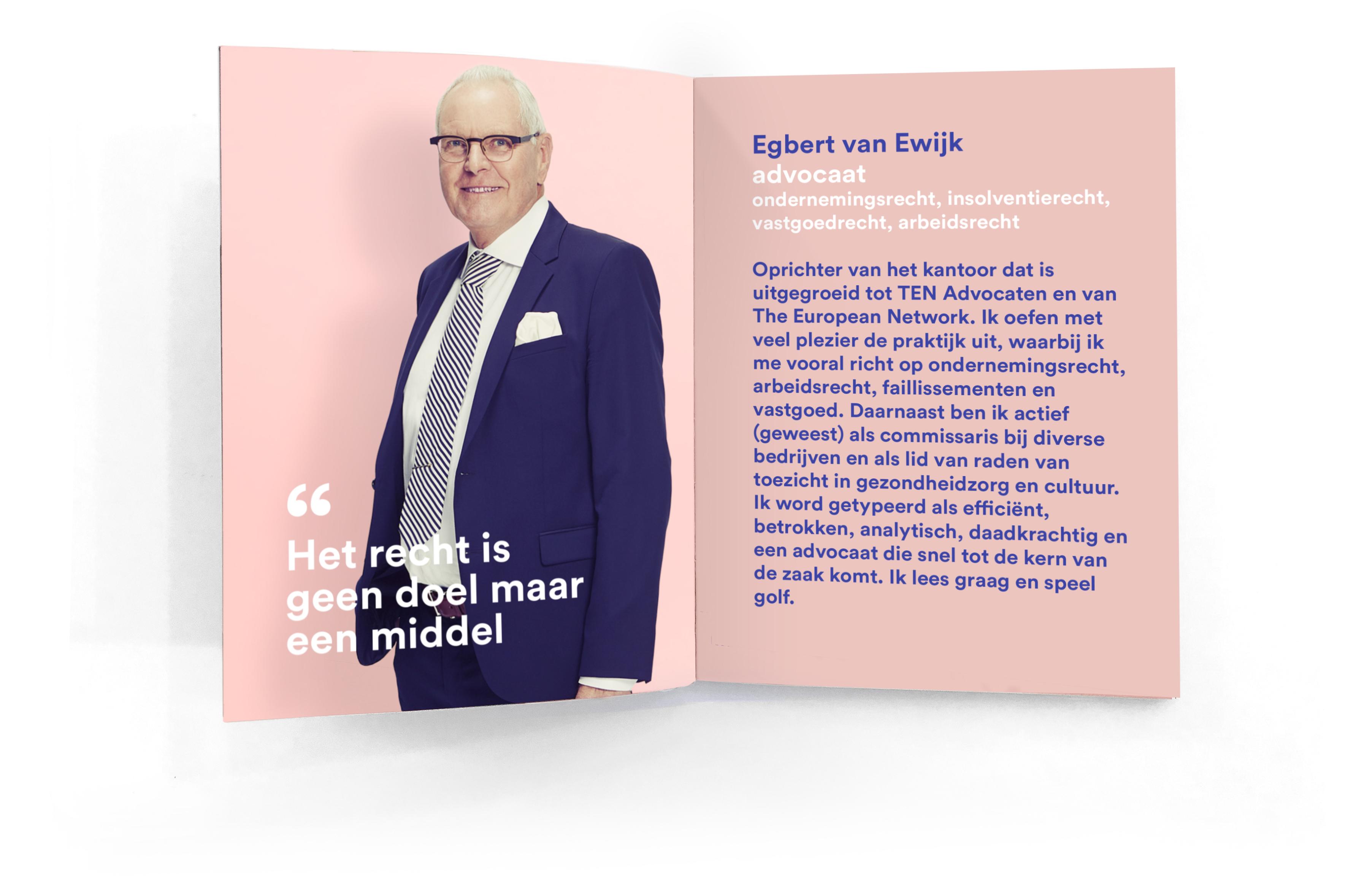 10 Geboden Egbert Van Ewijk